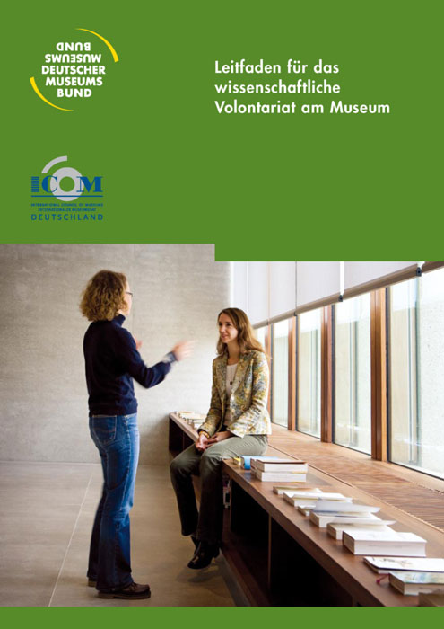 Cover Leitfaden Volontariat