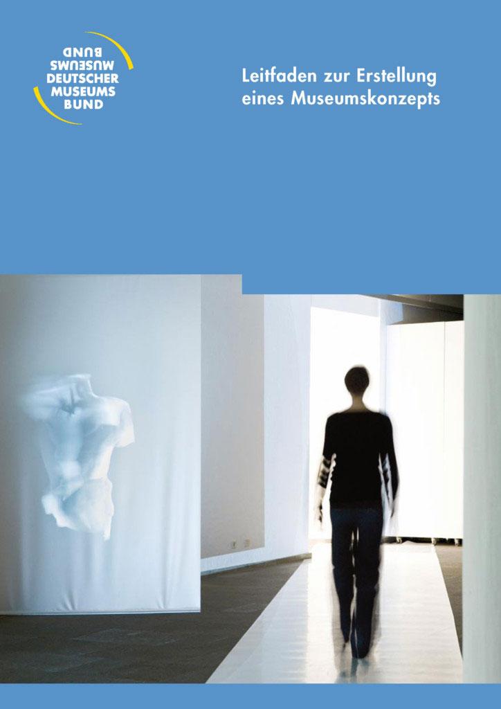 Cover Leitfaden Museumskonzept