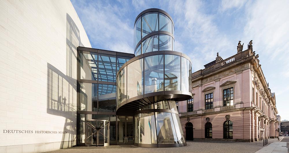 Außensansicht des Deutschen Historischen Museums