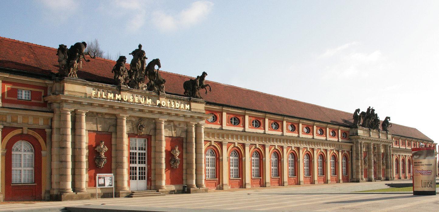 Filmmuseum Potsdam von außen