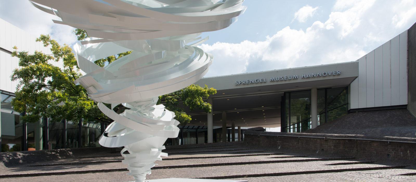 Ansicht Sprengelmuseum von außen