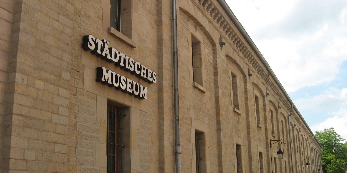 Städtisches Museum Saarlouis von außen