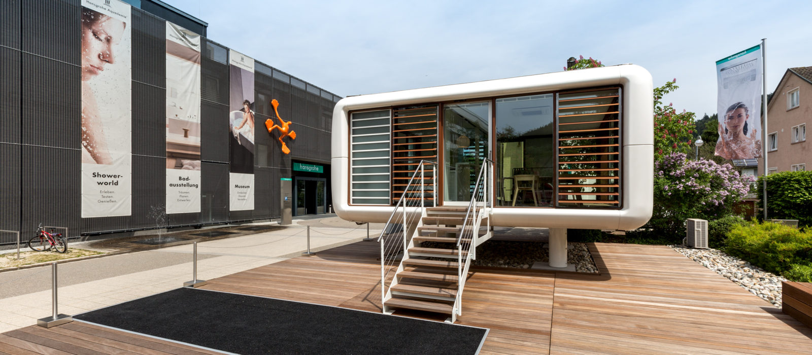 Hansgrohe Aquademie – Museum Bad-Wasser-Design – Deutscher ...
