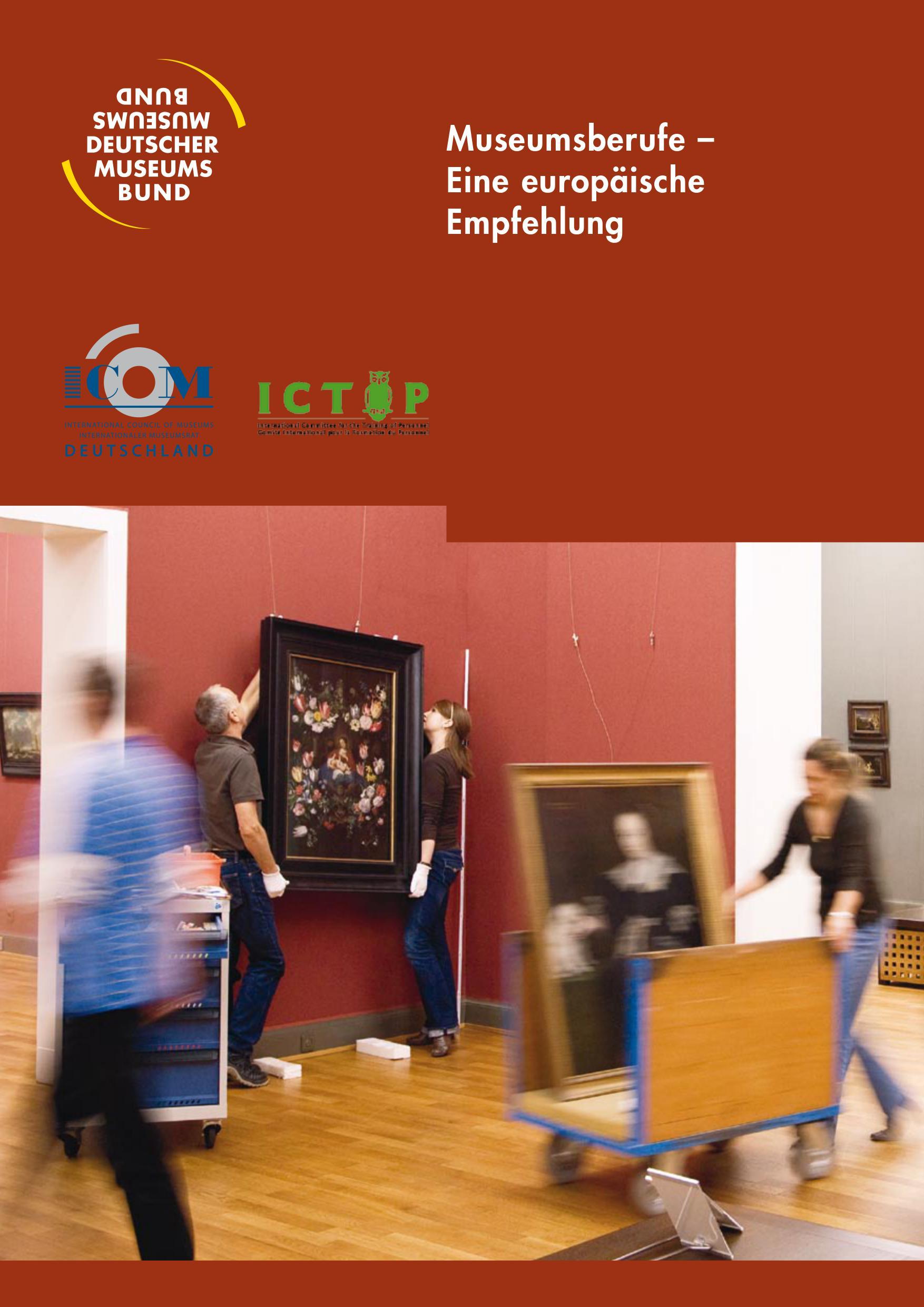 Aus- und Weiterbildung – Deutscher Museumsbund e.V.  Aus- und Weiter...