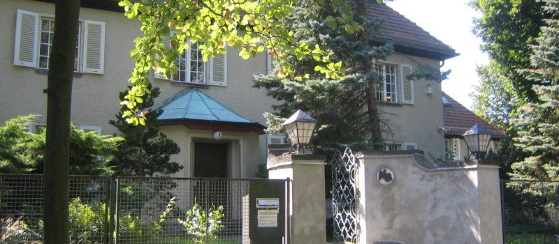 Außenansicht der Geschäftsstelle des Deutschen Museumsbunds
