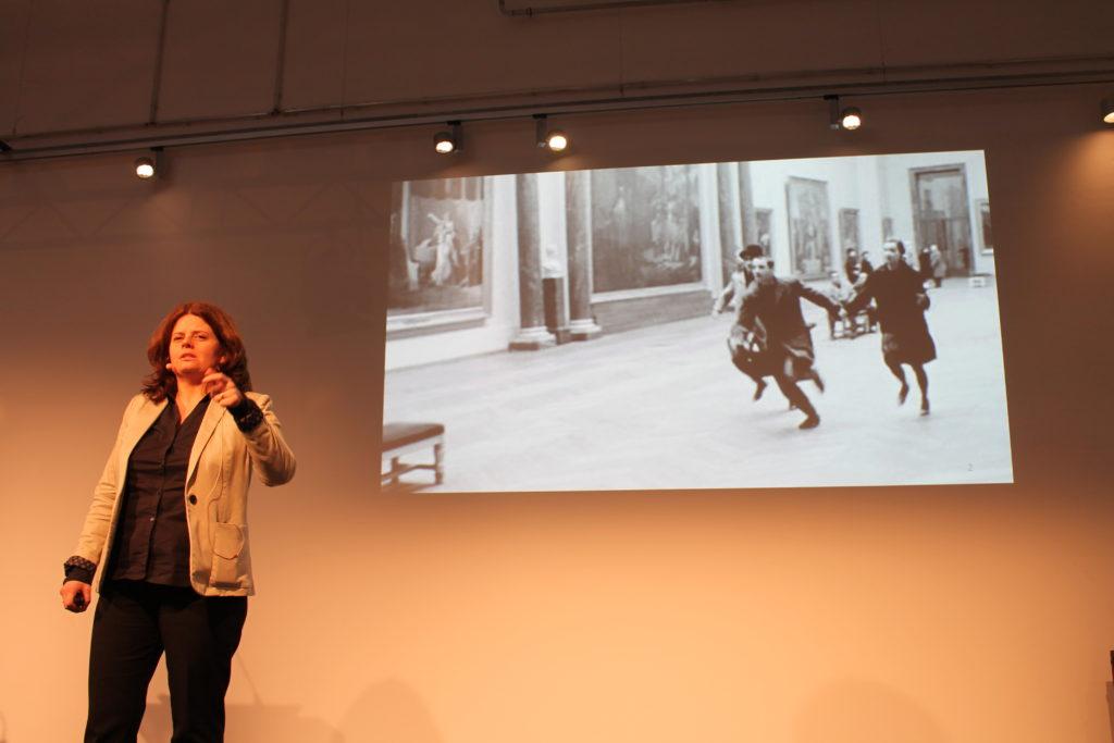 Leontine auf dem Podium der BVT 2017