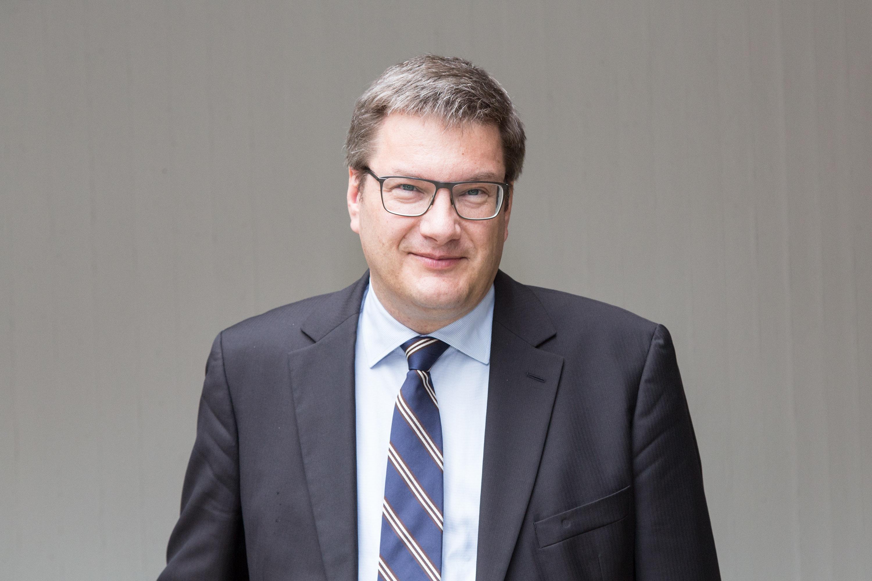 Porträt Vorstandsmitglied