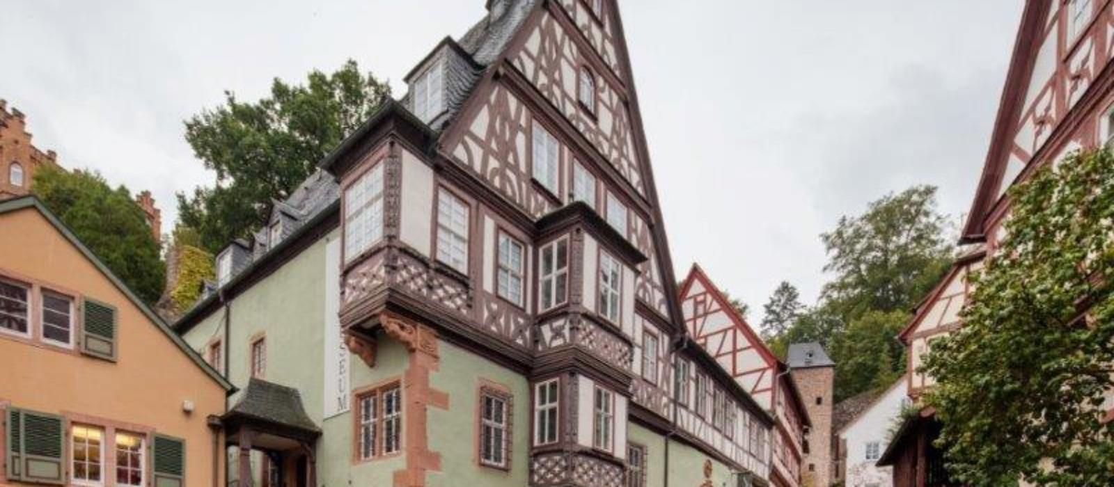 Außenansicht Museum Stadt Miltenberg