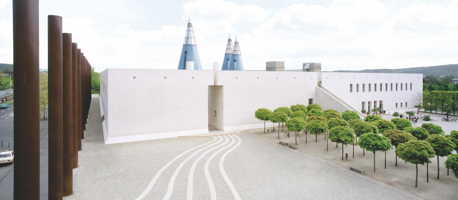 Außenansicht Bundeskunsthalle