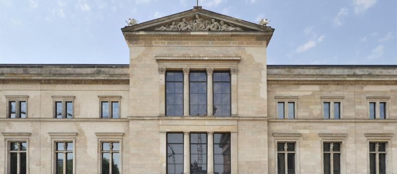 Außenansicht Neues Museum