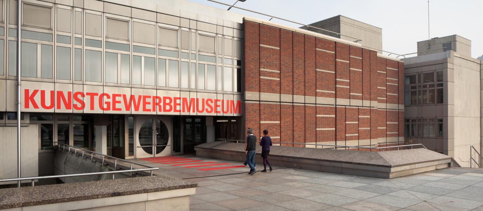 Außenansicht Kunstgewerbemuseum