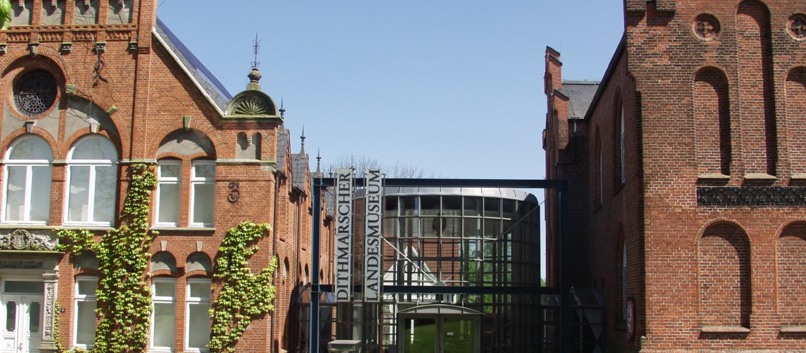 Außenansicht des Dithmarscher Landesmuseums