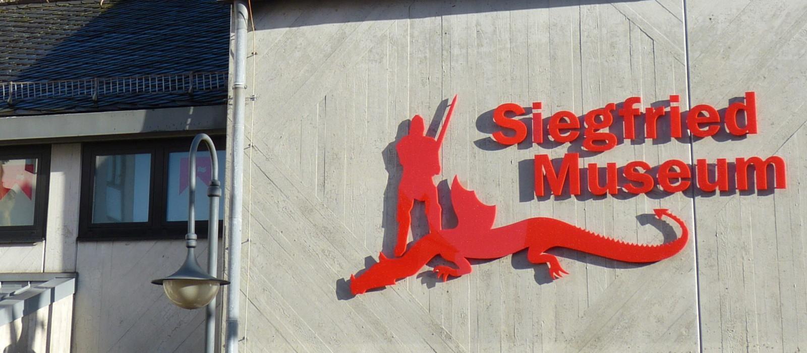 Außenansicht Siegfried Museum