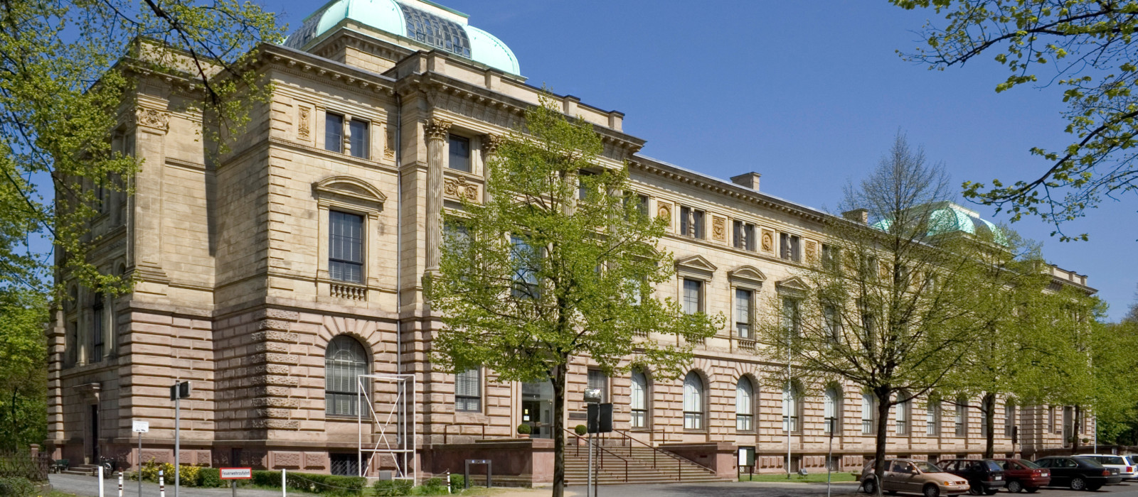 Außenansicht Herzog-Anton Ulrich Museum
