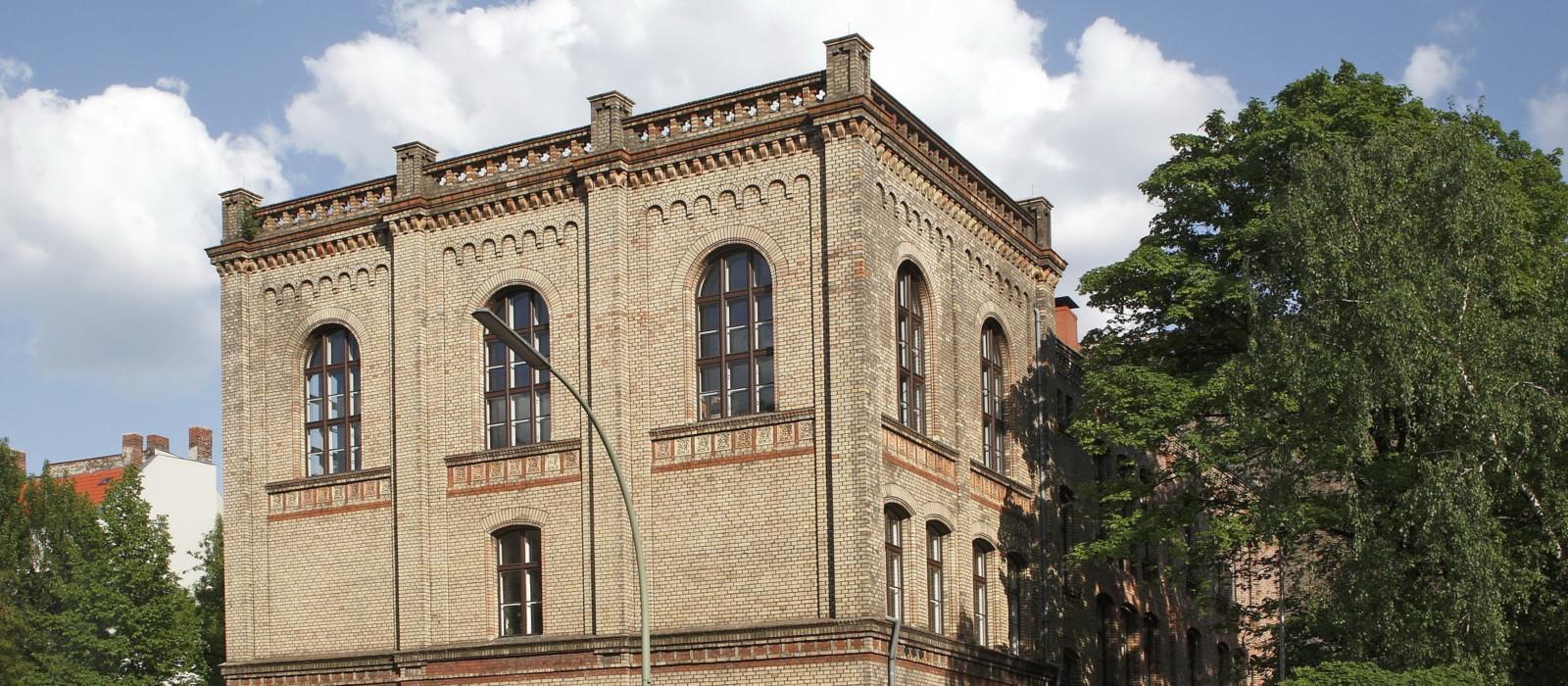 Außenansicht Mitte Museum