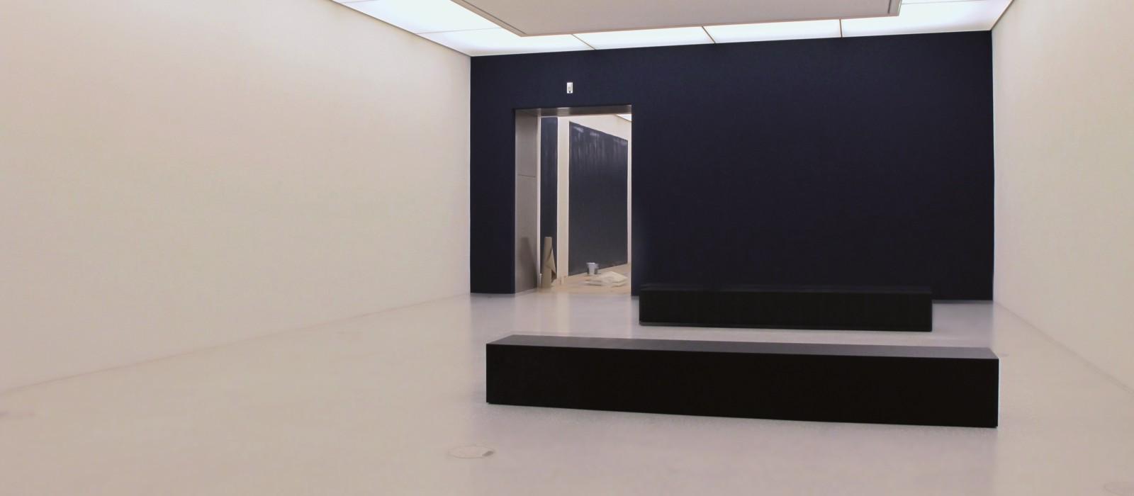"""für Kunst und Kultur, Münster, werden für die erste Sonderausstellung """"Das nackte Leben nach der Neueröffnung vorbereitet"""