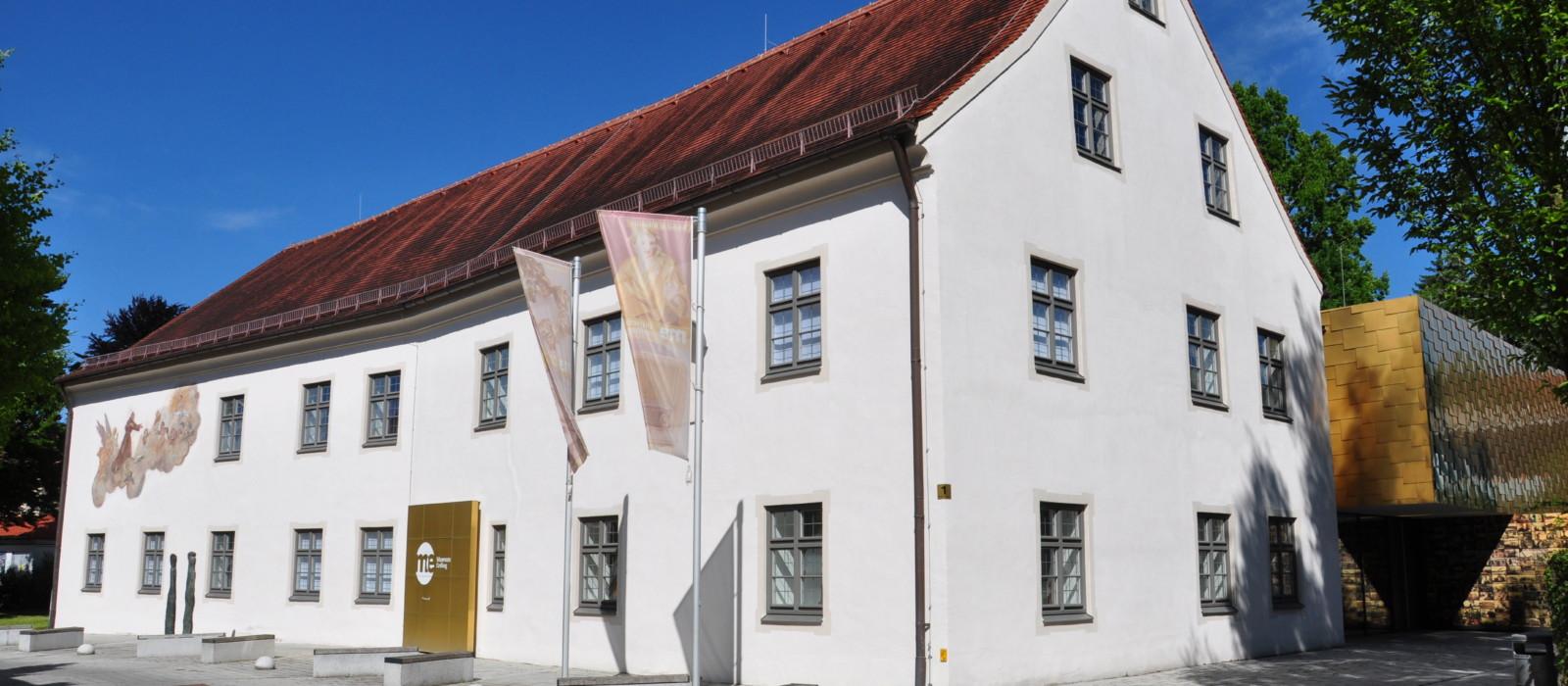 Außenansicht Museum Erding