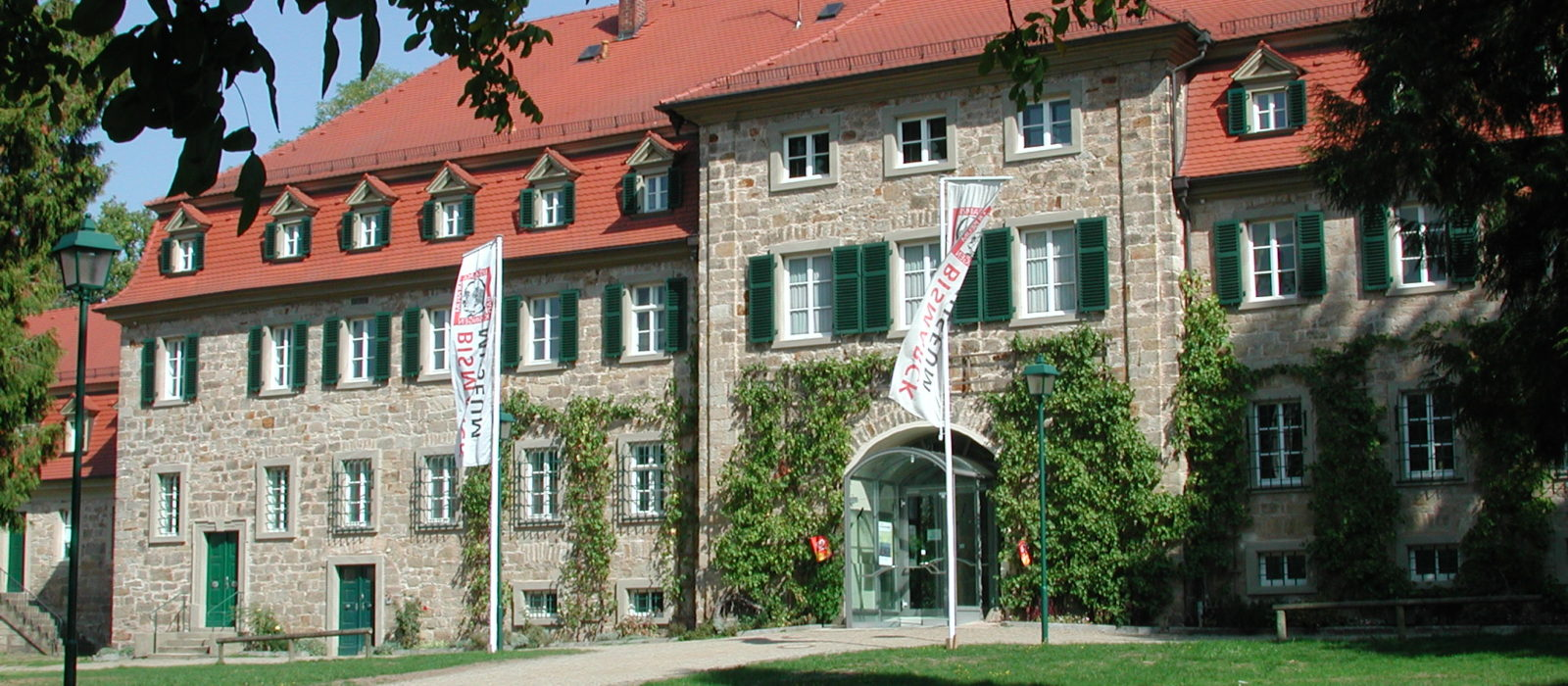 Außenansicht Museum Obere Saline