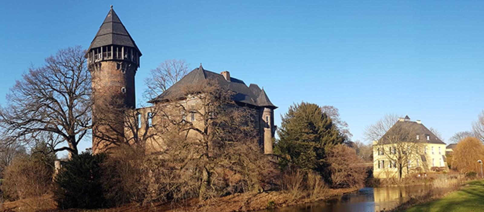 Aussenansicht Burg Inn
