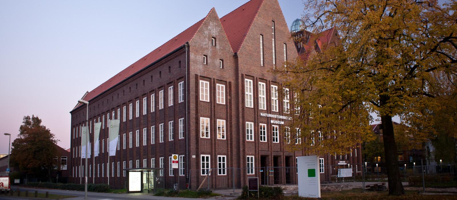 Außenansicht Naturhistorisches Museum Braunschweig