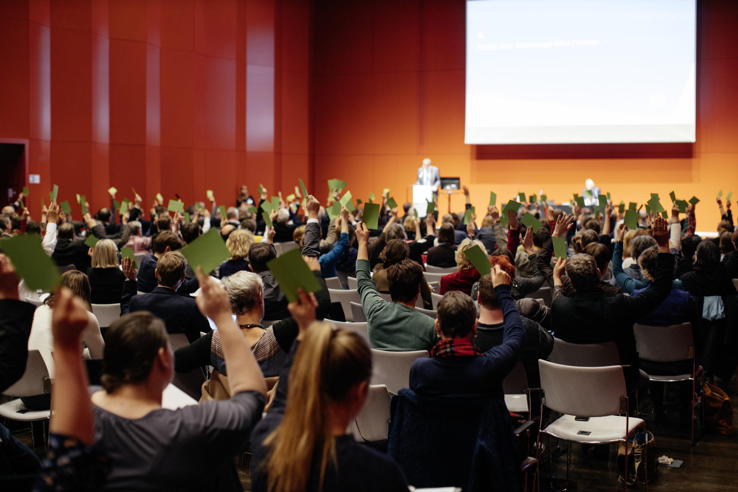 Mitgliederversammlung am 5. Mai 2020