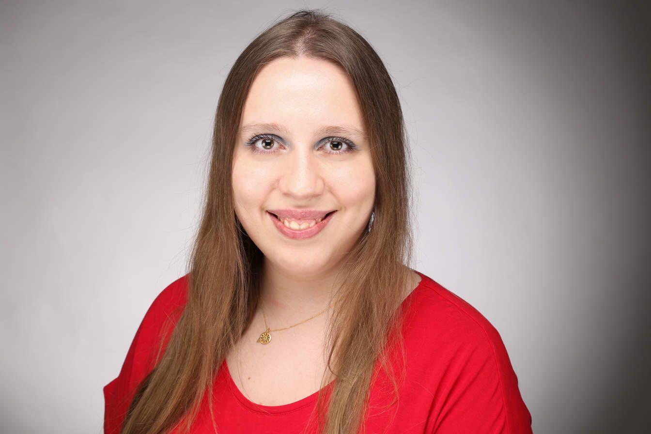Stv. Sprecherin Katrin Dexheimer; Foto für Team Volo