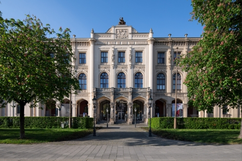 Museum Fünf Kontinente, Foto Nicolai Kästner